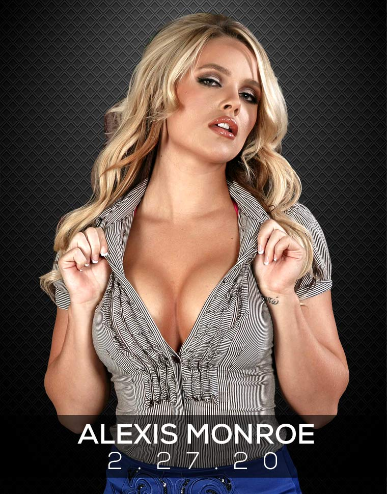 Adult Super Star Alexis Monroe Live @ Sapphire New York