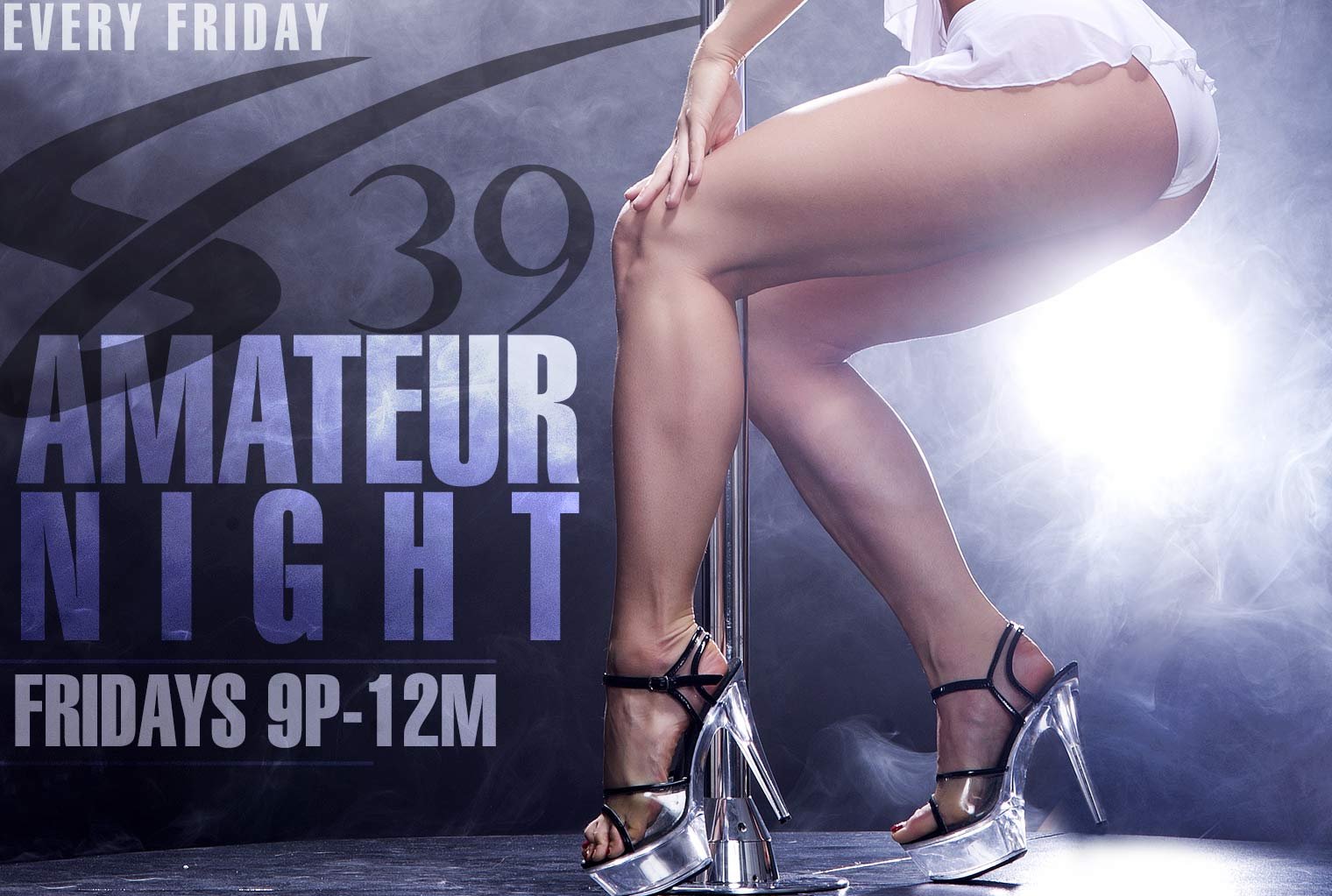Amateur Night at Sapphire 60 Every Friday