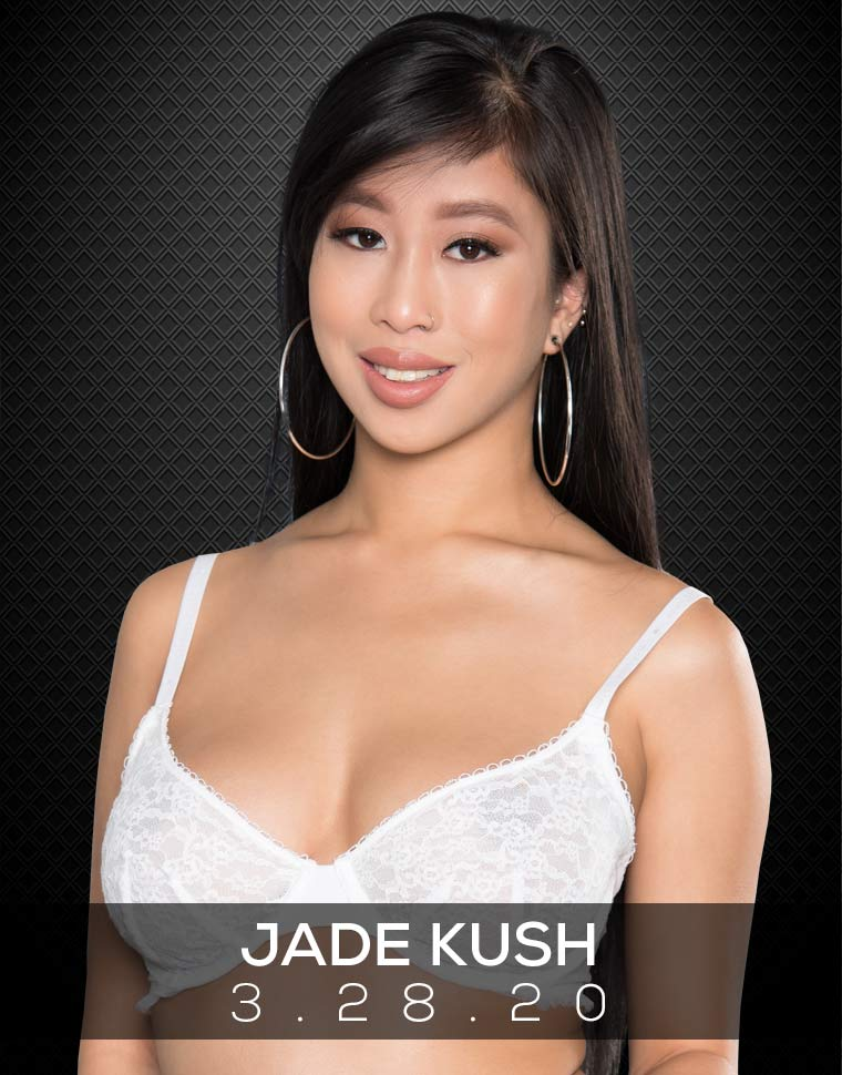 Adult Super Star Jade Kush @ Sapphire New York Event Flyer Image