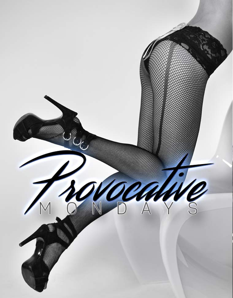 Provocative Mondays at Sapphire 60 NYC