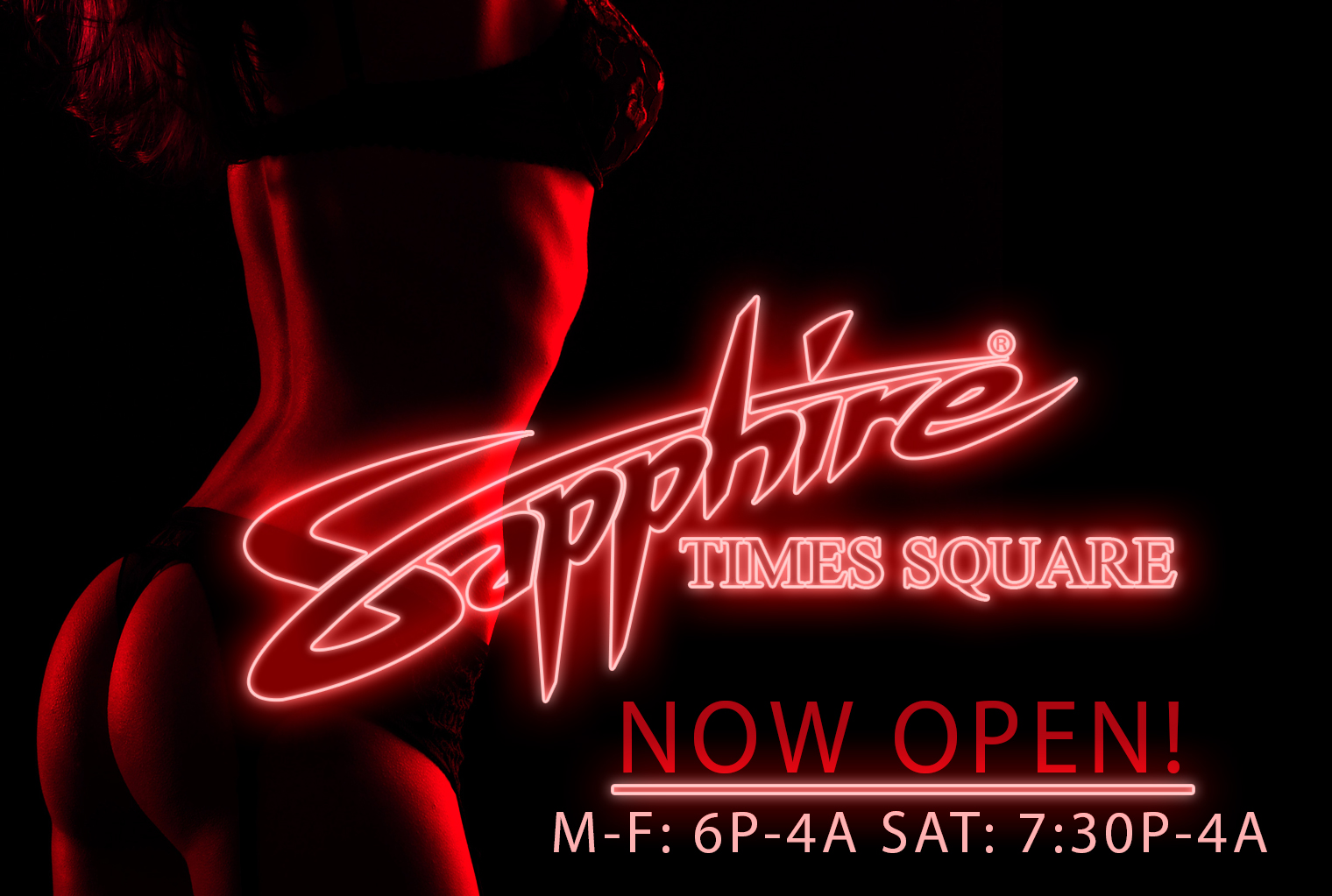 The All New Sapphire Times Square Opening 2019