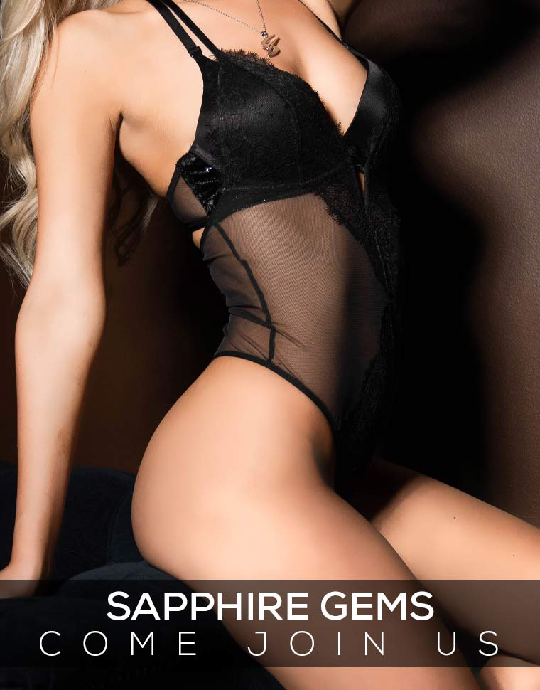 Come join the Sapphire Gems @ Sapphire New York Event Flyer Image