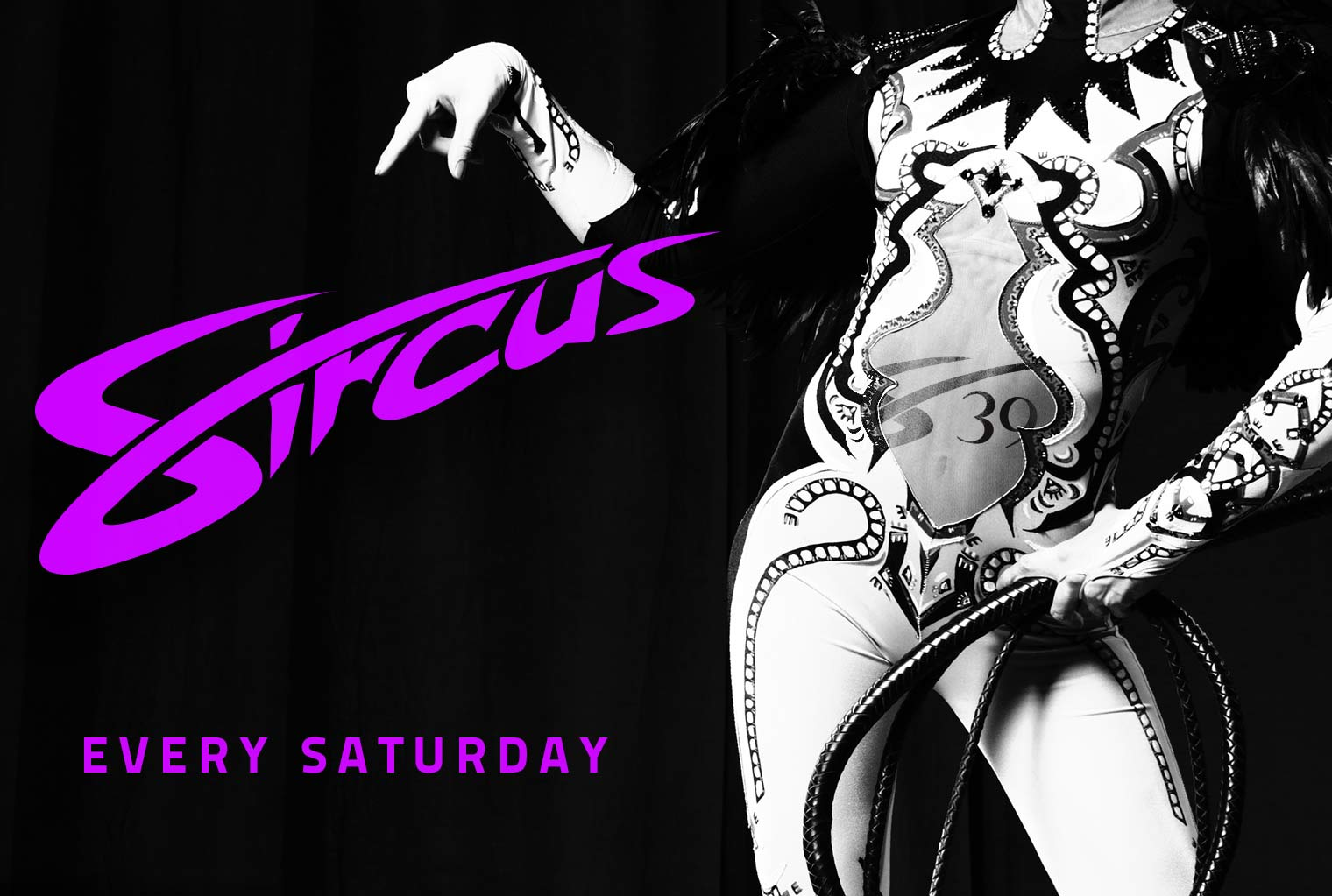 Sapphire 39 presents Sircus every Saturday