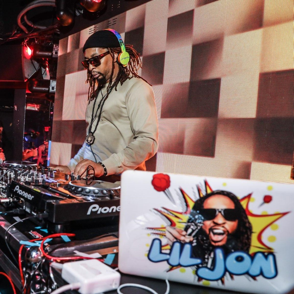image of Lil Jon at SINS Sunday Party