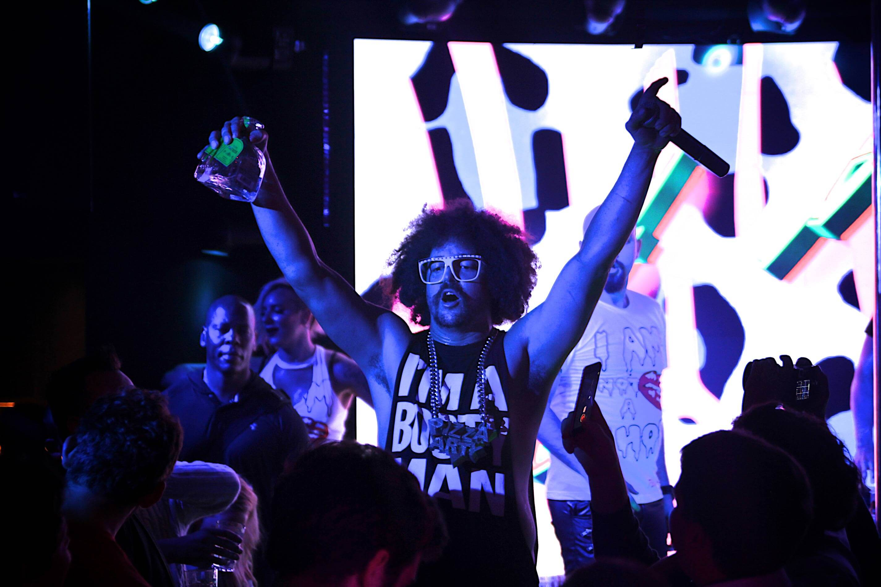 photo of REDFOO Live at SINS of Sapphire NY